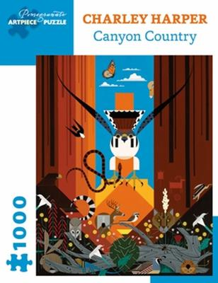 PUZ HARPER: CANYON COUNTRY,AA1016