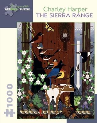 PUZ HARPER: SIERRA RANGE 1000 PIECE,AA775