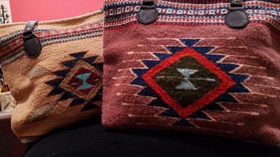 SHOULDER BAG KATY ZAPOTEC