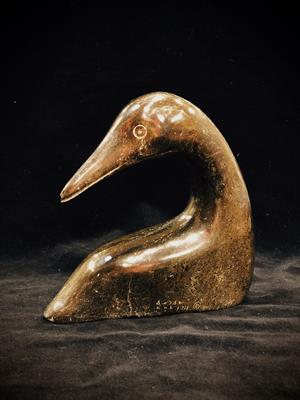 SCULPTURE LOON 1970'S